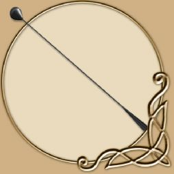 LARP Arrow Round Head